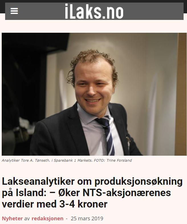 Íslendingar gefa norskum laxeldisrisum eldisleyfi að verðmæti 10-20 milljaðar króna