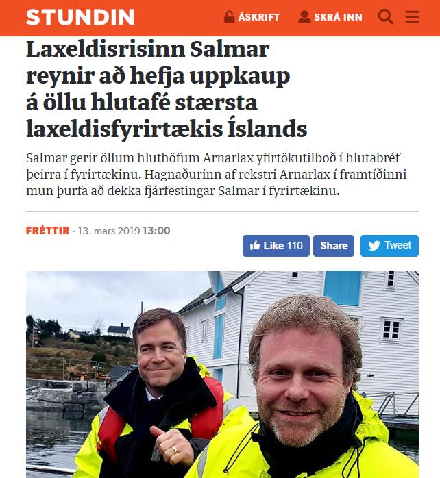 Nýtingarleyfi á íslenskri náttúru eru hátt verðlögð í þessum viðskiptum