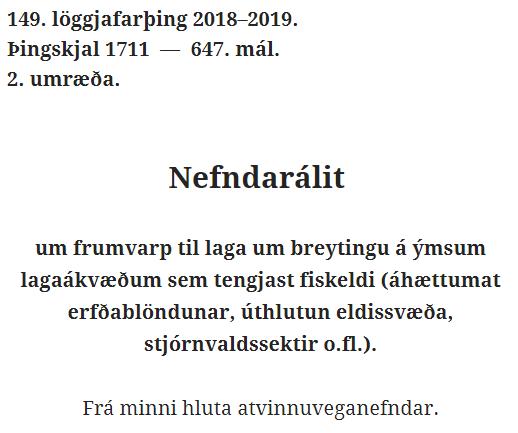 Neytendur eiga heimtingu á að vita hvort skordýraeitur sé notað við framleiðslu á eldislaxi